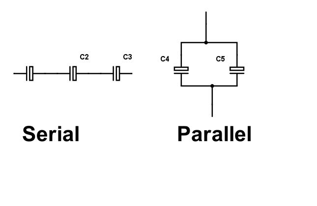 capacitors for beginners