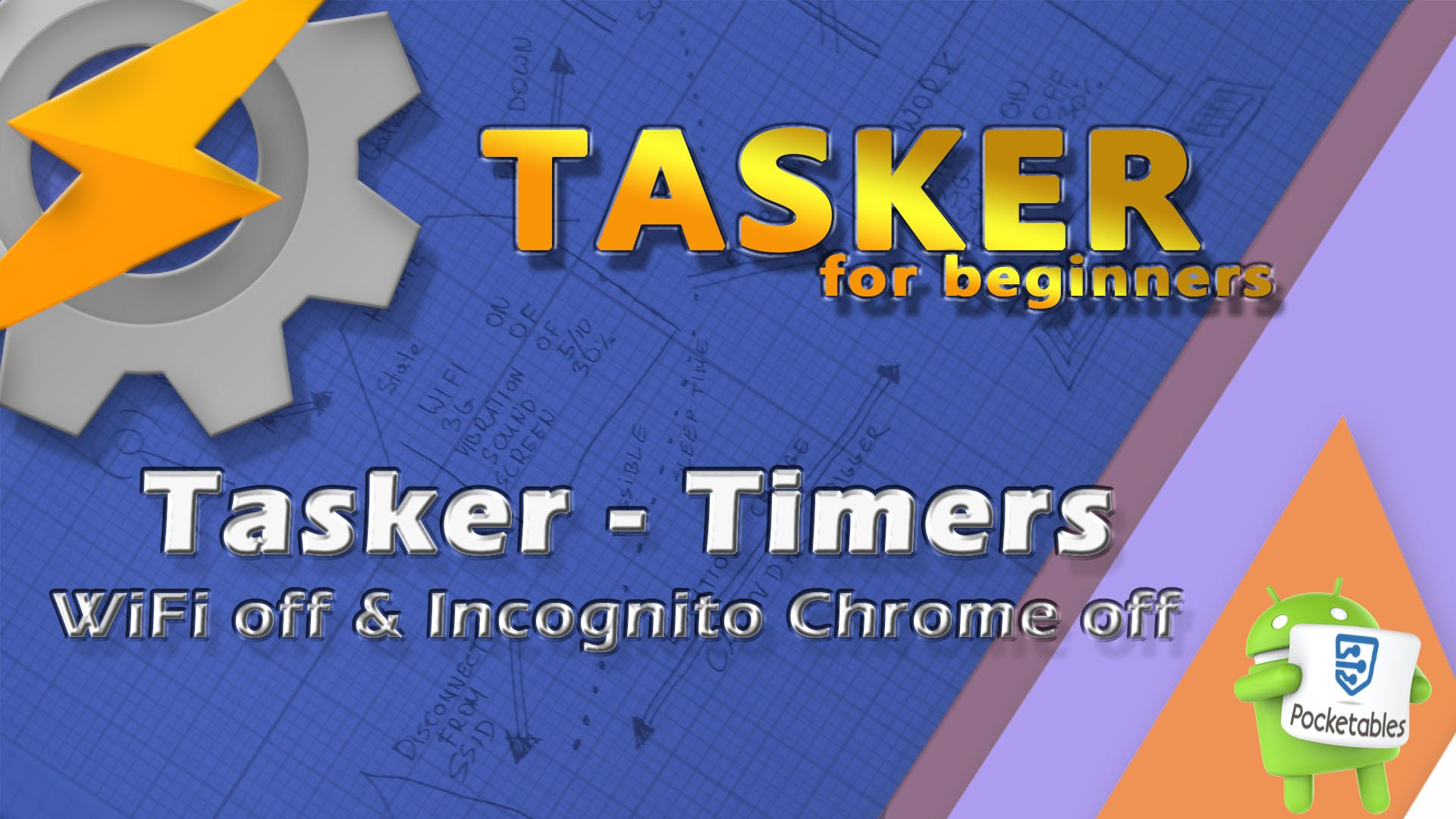 Tasker - timers, how to do this correctly  - Not Enough TECH