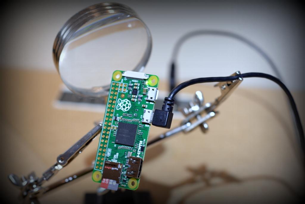 Raspberry Pi Zero SSH USB