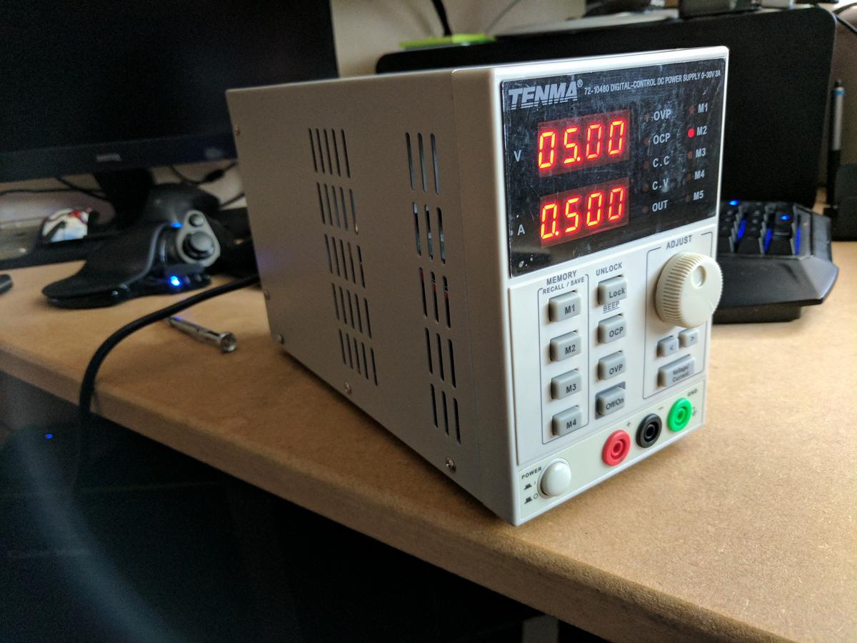 Tenma T210480 Variable Power Supply Review Not Enough Tech