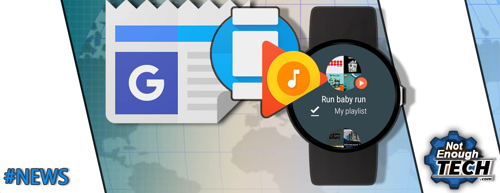 Offline Google Play Music on Android Wear 2 0 - Not Enough TECH