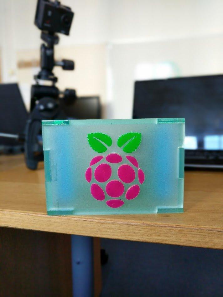 Raspberry Pi NAS: (NAS-pi) Building a enclosure: Vents