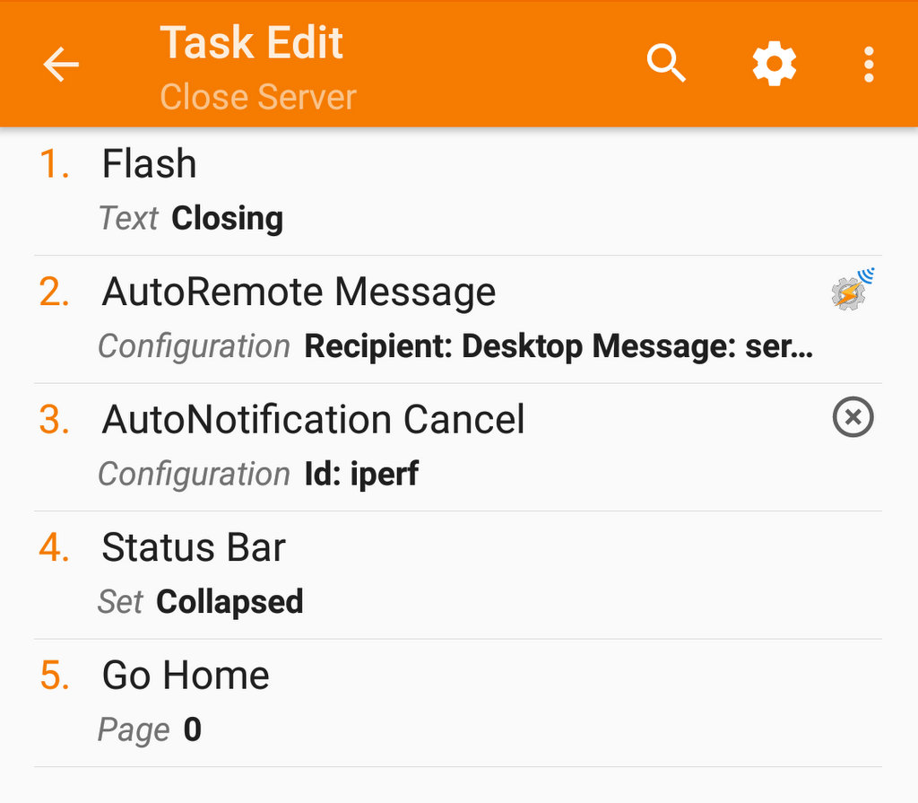 Automating iperf internet speed testing with Tasker - Not Enough TECH