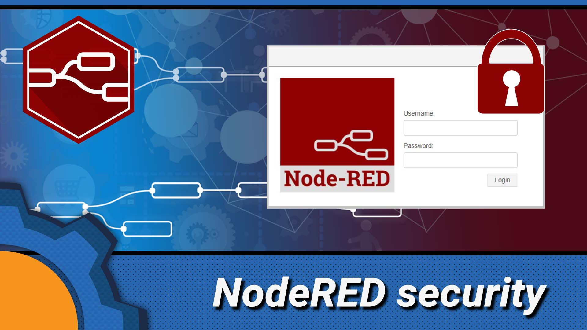 Increasing NodeRED security: 5 min guide - Not Enough TECH