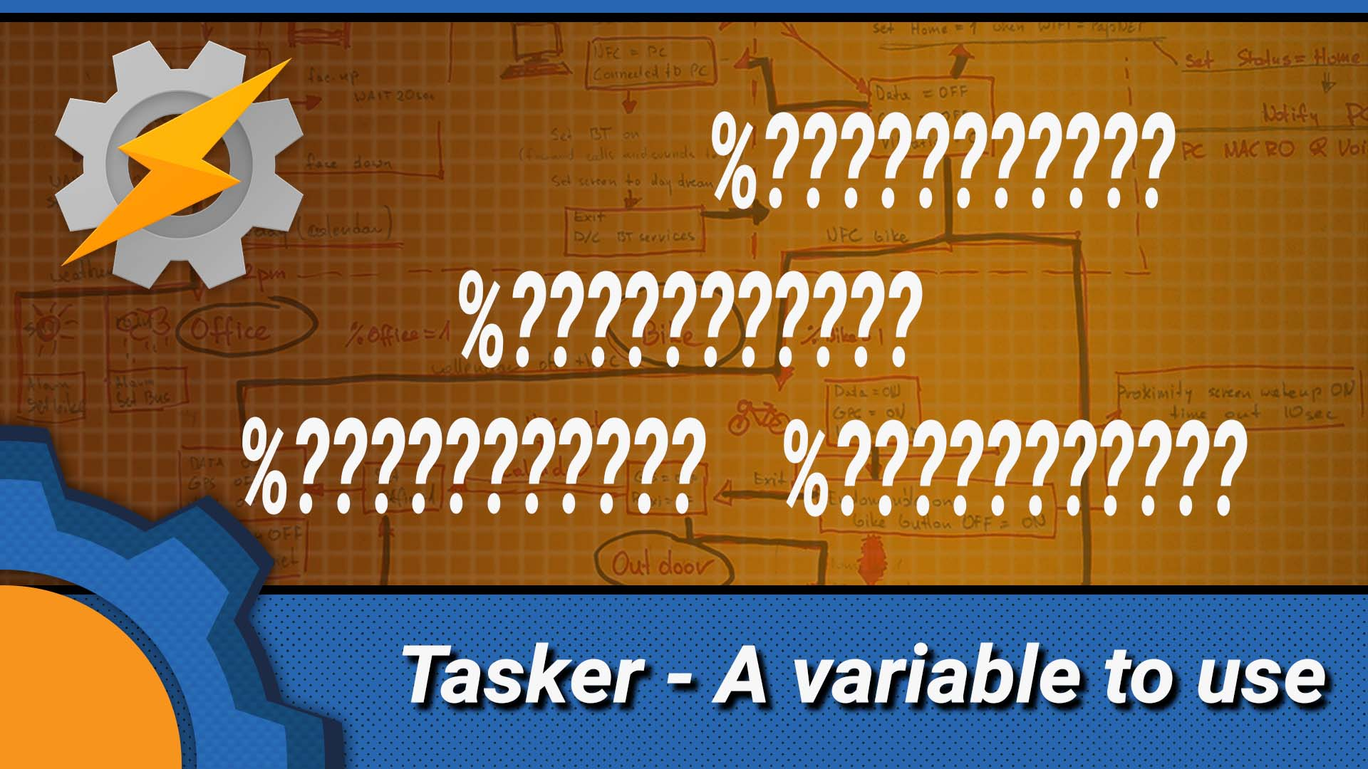 Tasker Variable, that you may not care for - Not Enough TECH