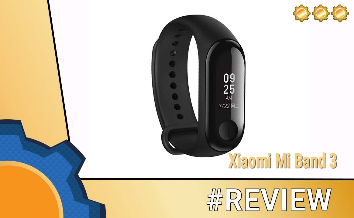Who needs a smartwatch? - Xiaomi Mi Band 3 review - Not Enough TECH