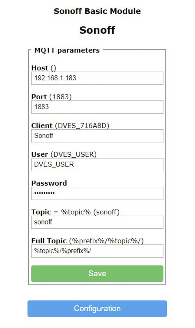 Using Sonoff Tasmota software - Not Enough TECH
