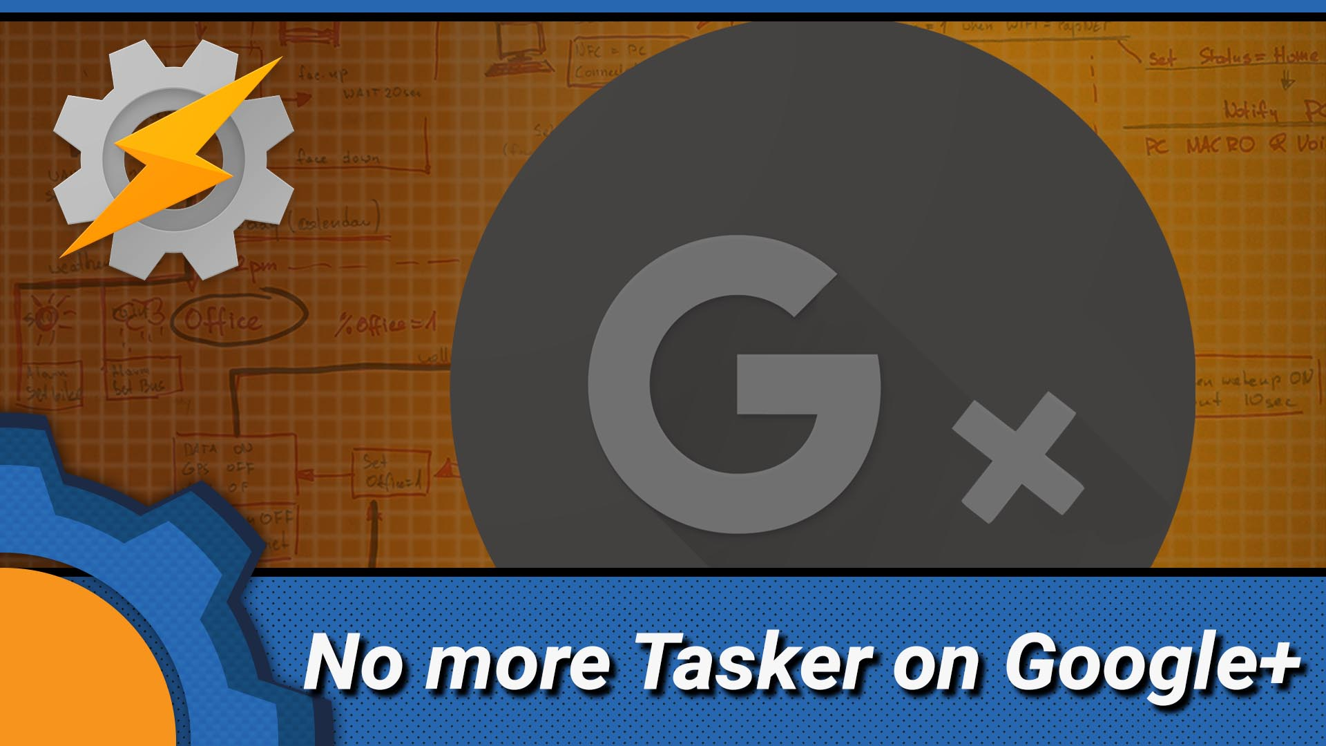What does Google+ shutdown means to Tasker community - Not