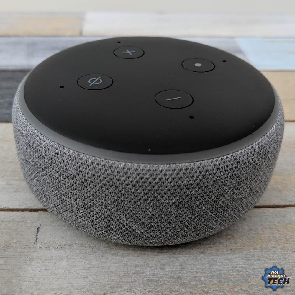 Echo Dot 3 Stromverbrauch