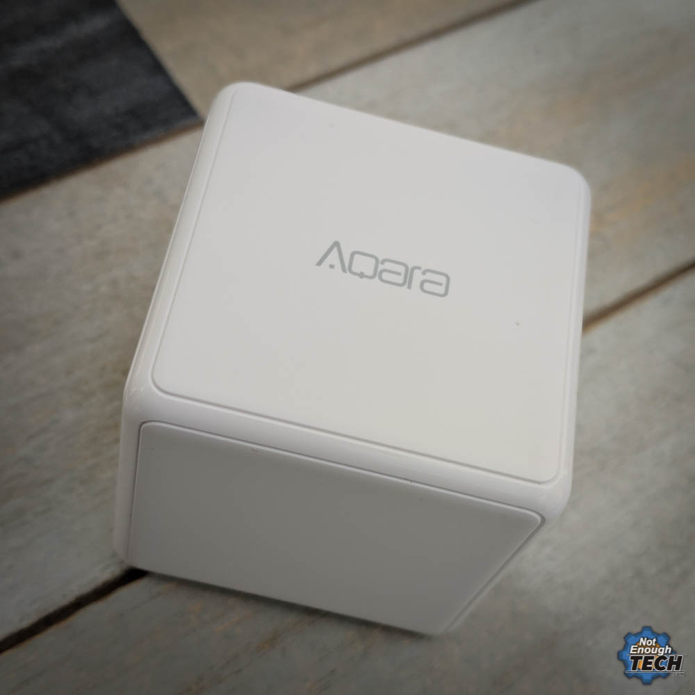 The future is here: Xiaomi Aqara Cube controller - Not