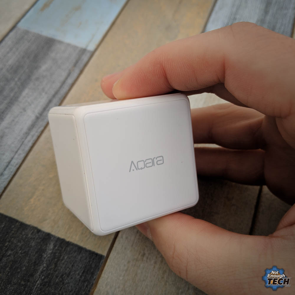 Xiaomi Aqara cube in NodeRED - Not Enough TECH