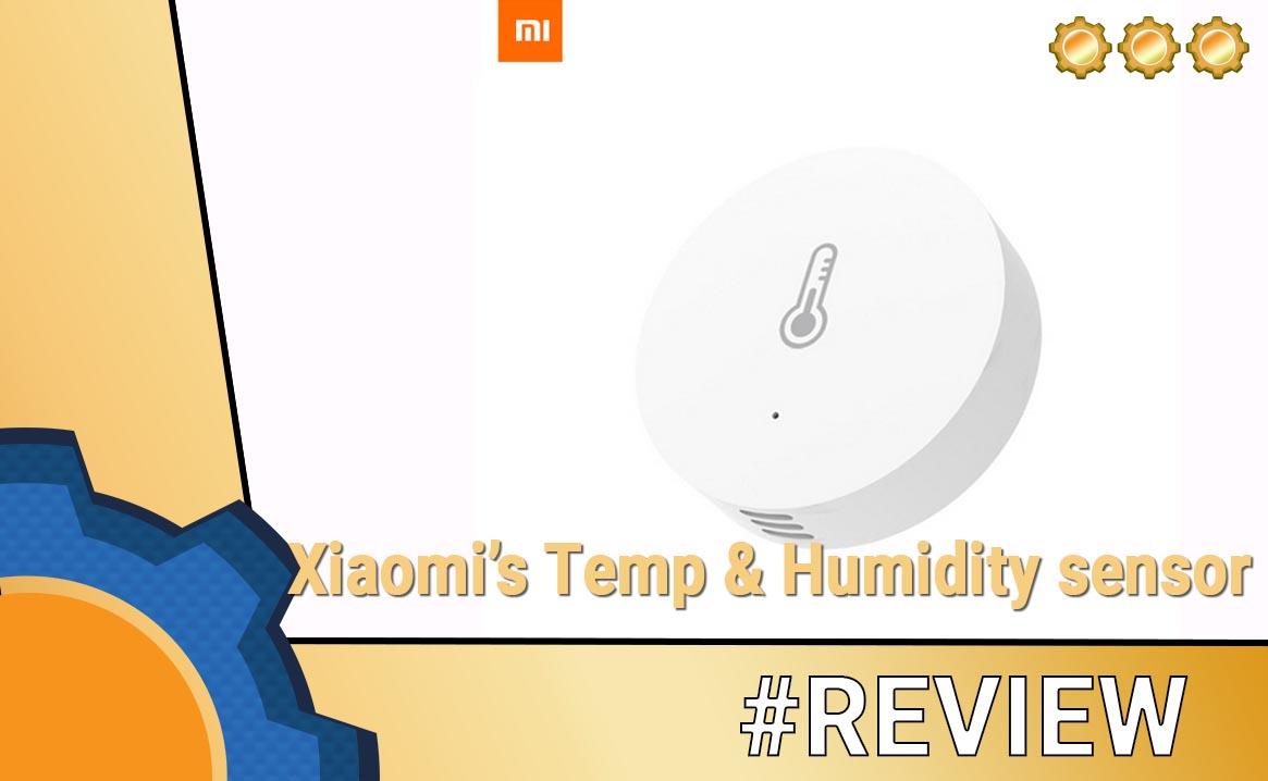 Ridiculously small Xiaomi Aqara Temperature & Humidity sensor - Not Enough  TECH
