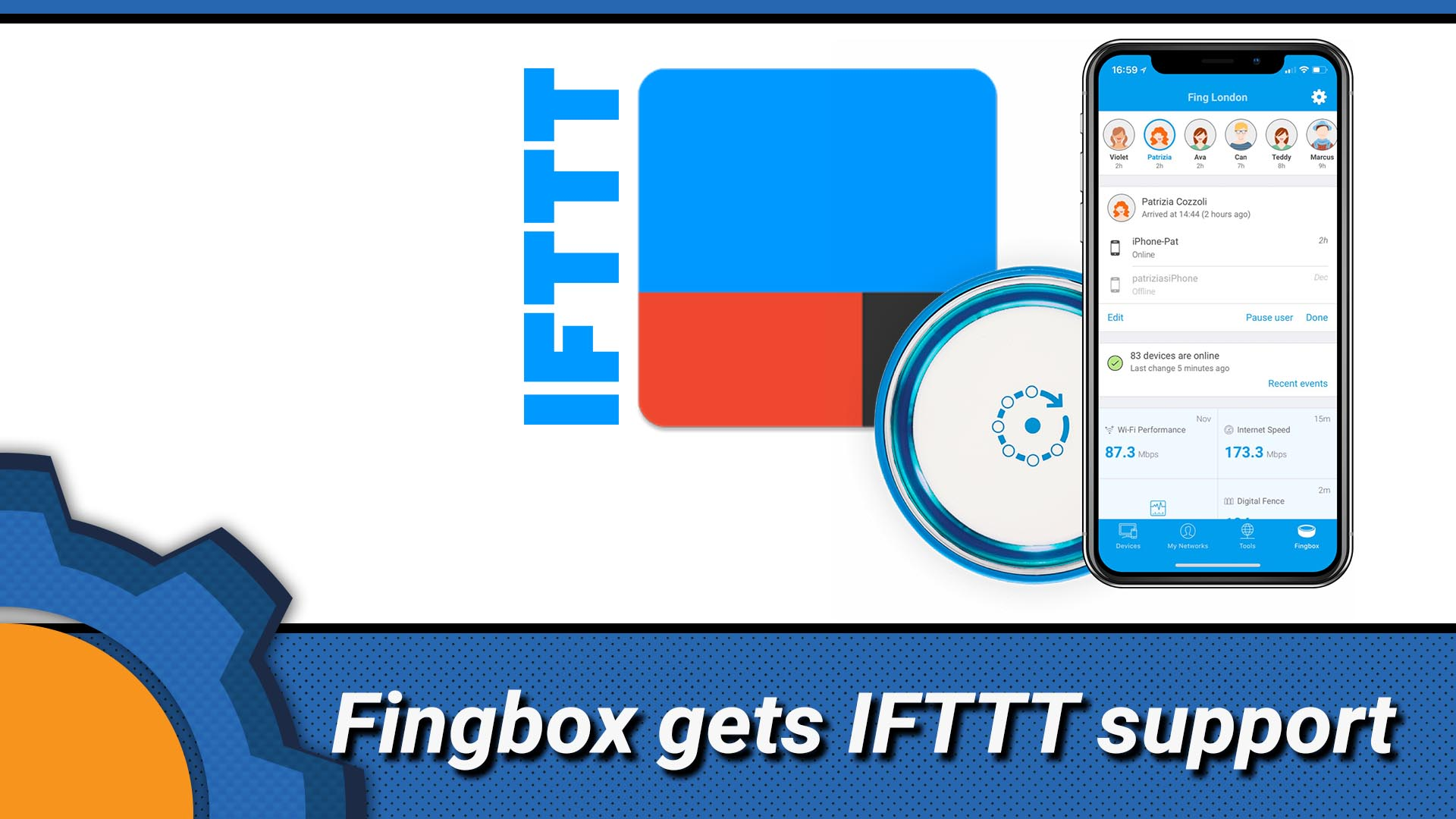 Fing, Fingbox and IFTTT - Not Enough TECH