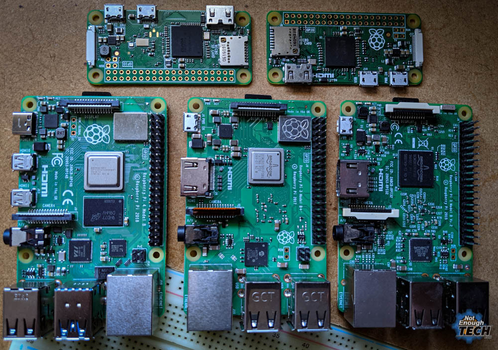 Eben Upton talks about Raspberry Pi 4, space, but definitely