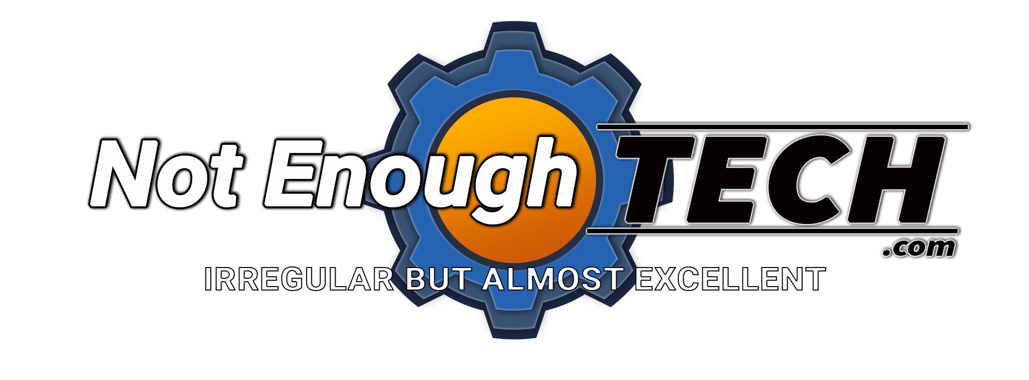 Tasker - Not Enough TECH