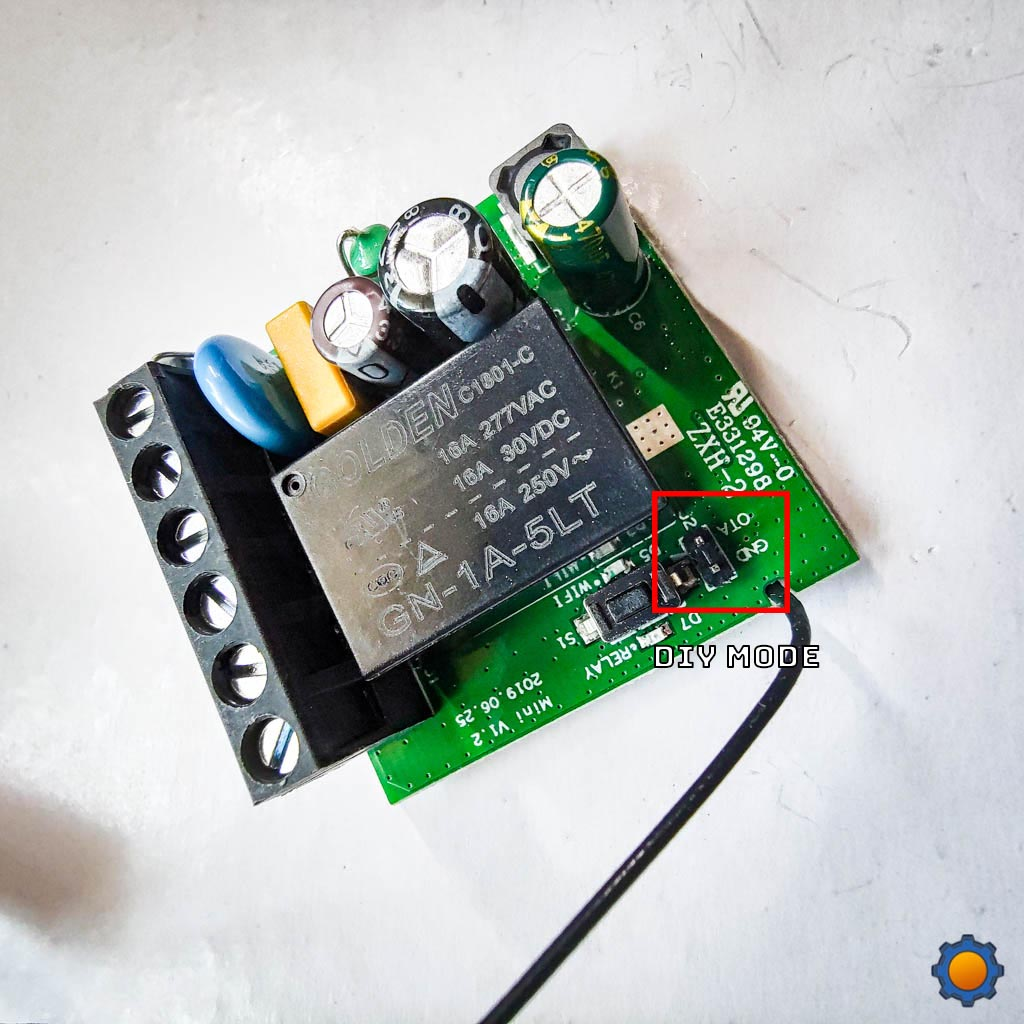 Sonoff Mini - Great Switch  But