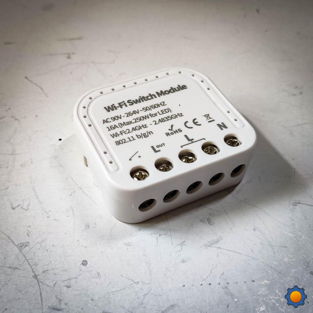 Tuya  Ewelink 2 Way Wifi Switch