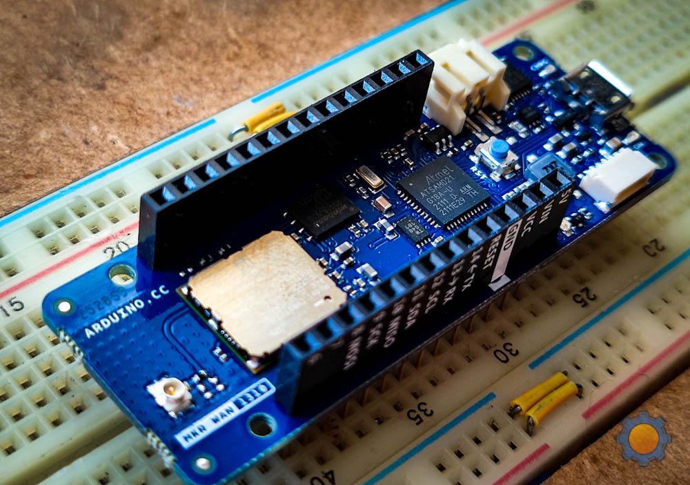 Arduino MKR WAN1300 LoRa