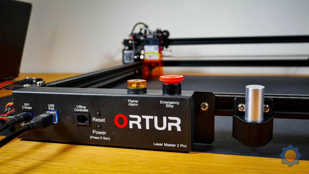 Ortur Master 2 Pro - assembled