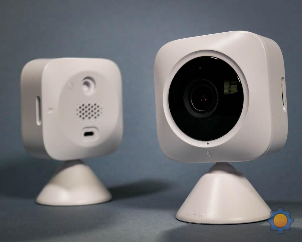 SwitchBot camera in full glory