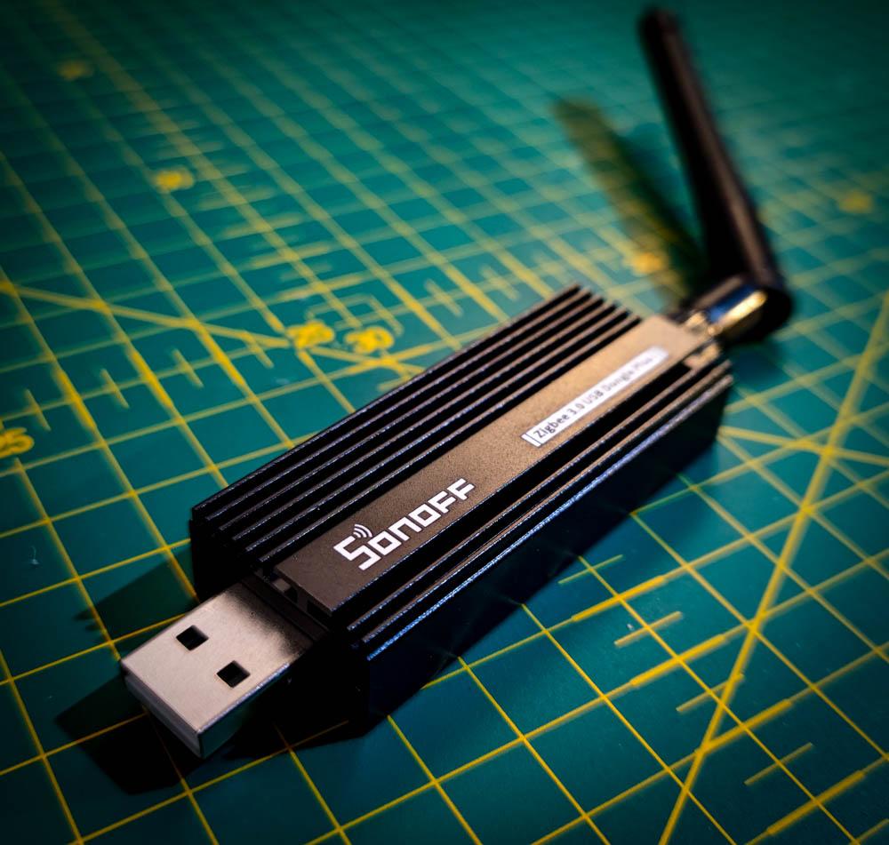 Sonoff ZIGBEE 3.0 USB DONGLE PLUS